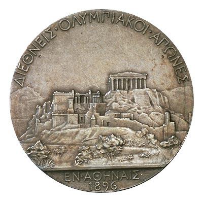 1896 medals