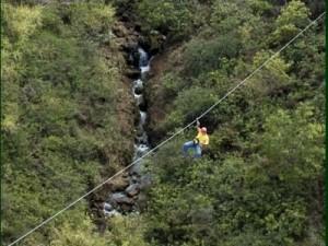 WEEEE Zip Line in Maui