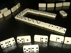 Dominospiel