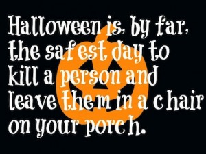 Halloween and Fall Humor