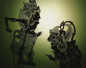 Balinese Shadow puppets are more intricate then other Paper Dolls.