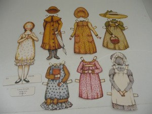 holly hobby Paper Dolls