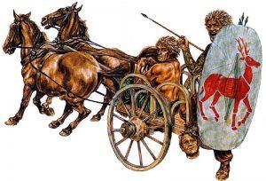 gauge war horse